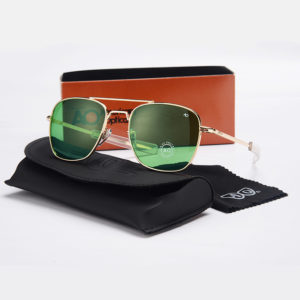 mens sunglasses green