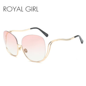 pink womans retro shades sunglasses that look awesome