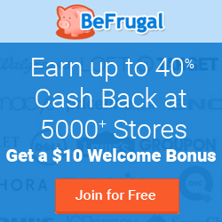 befrugal discount app save today
