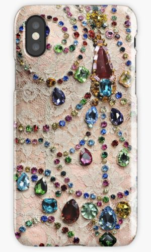 jewelry phone case