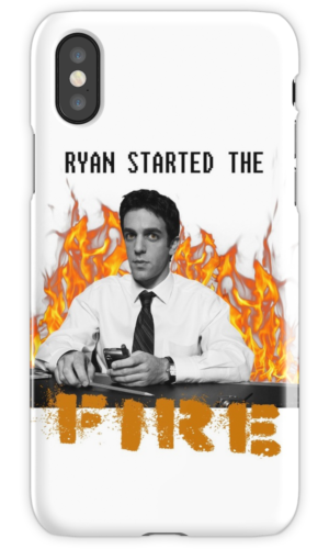 phone case ryan fire
