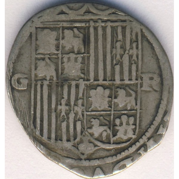 ancient spanish coin for sale